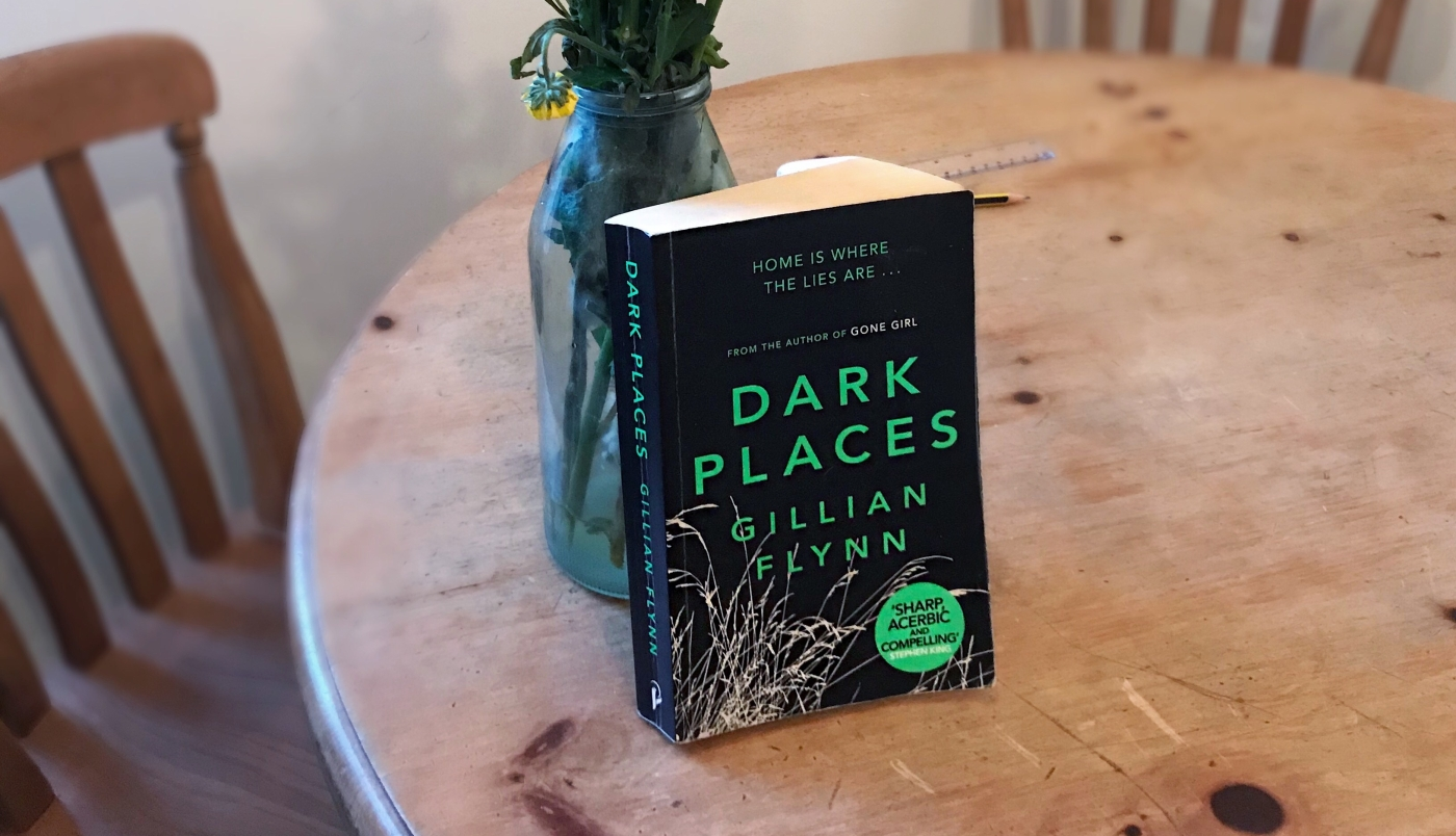 Gillian Flynn Dark Places Book