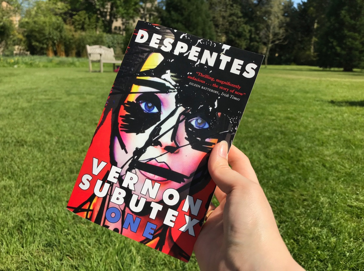 Man Booker Review #4: 'Vernon Subutex One' by Virginie Despentes - A Picaresque Tour of Modern Paris