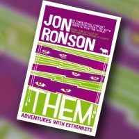 Review: 'Them' by Jon Ronson - Dawn of the Lizard People