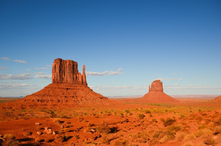 Landscape from American West