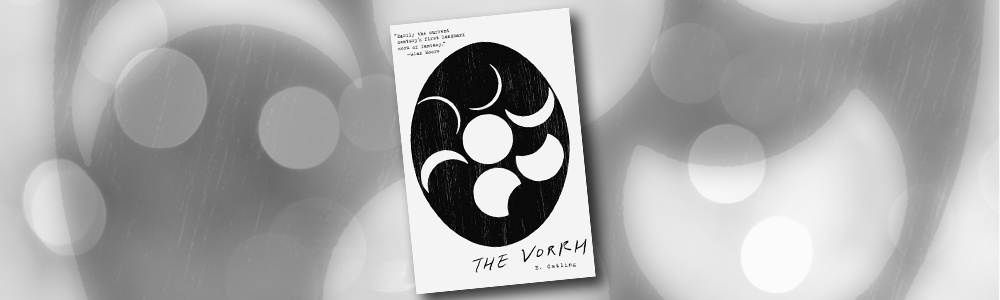 Book cover of The Vorrh by Brian Catling