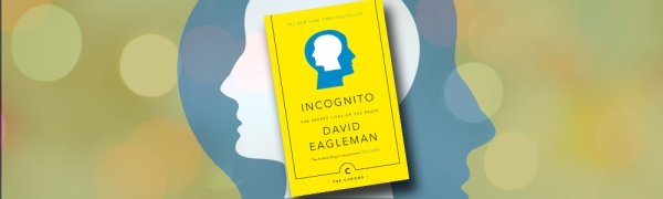 Book cover of Incognito by David Eagleman