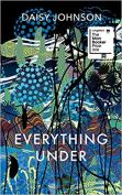 Everything Under by Daisy Johnson book cover