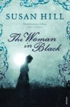 The Woman in Black book cover by Susan Hill