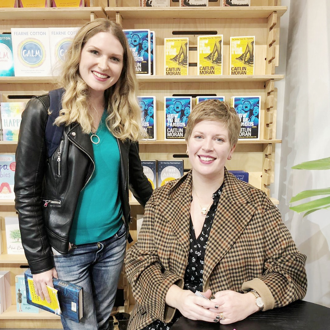 Cat meets Sarah Perry, author of The Essex Serpent