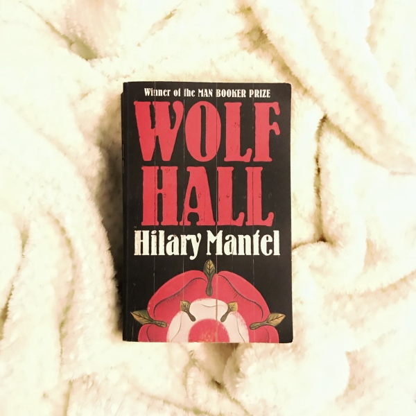 Cover of Wolf Hall by Hilary Mantel