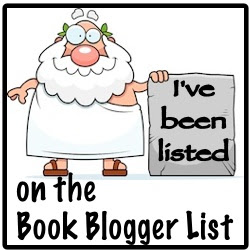 Book Blogger List Badge