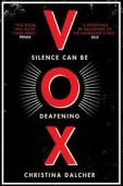 Cover of Vox by Christina Dalcher