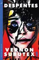 Cover of Vernon Subutex 1 by Virginie Despentes